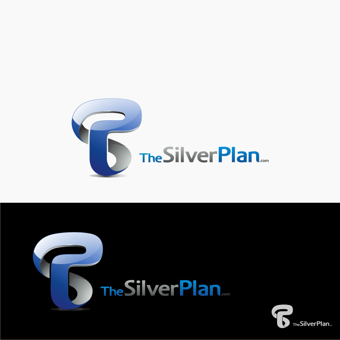 Logo Design by graphicleaf - Entry No. 68 in the Logo Design Contest New Logo Design for TheSilverPlan.com.