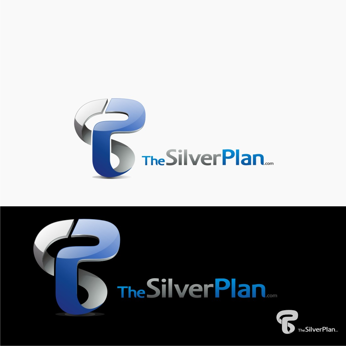 Logo Design by graphicleaf - Entry No. 70 in the Logo Design Contest New Logo Design for TheSilverPlan.com.