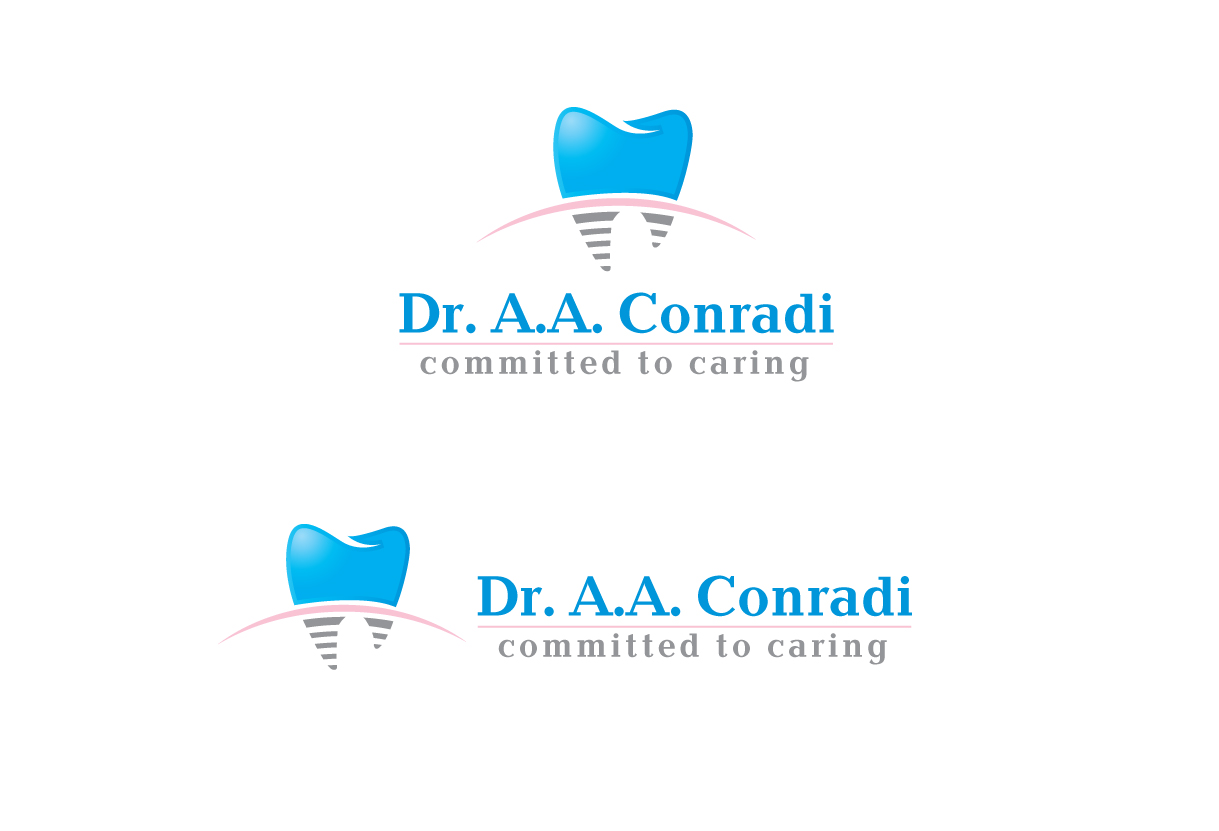 Logo Design by peps - Entry No. 75 in the Logo Design Contest Unique Logo Design Wanted for Dr. A.A. Conradi.