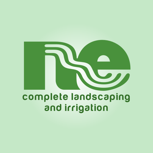 Logo Design by Rudy - Entry No. 2 in the Logo Design Contest Fun Logo Design for ne complete landscaping and irrigation.