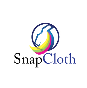 Logo Design by stormbighit - Entry No. 82 in the Logo Design Contest Snapcloth Logo Design.