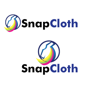 Logo Design by stormbighit - Entry No. 84 in the Logo Design Contest Snapcloth Logo Design.