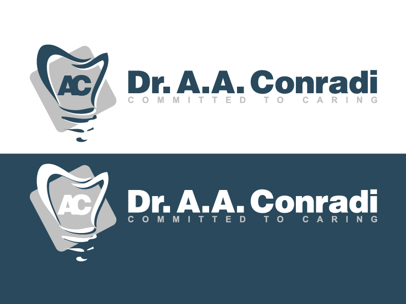 Logo Design by caturro - Entry No. 76 in the Logo Design Contest Unique Logo Design Wanted for Dr. A.A. Conradi.