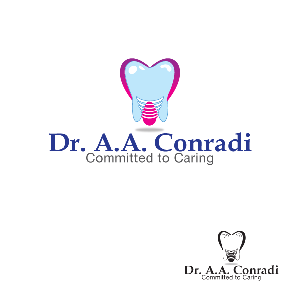 Logo Design by storm - Entry No. 77 in the Logo Design Contest Unique Logo Design Wanted for Dr. A.A. Conradi.