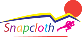 Logo Design by Jerico Catipay - Entry No. 90 in the Logo Design Contest Snapcloth Logo Design.