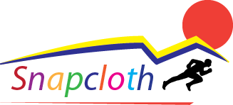 Logo Design by Jerico Catipay - Entry No. 91 in the Logo Design Contest Snapcloth Logo Design.