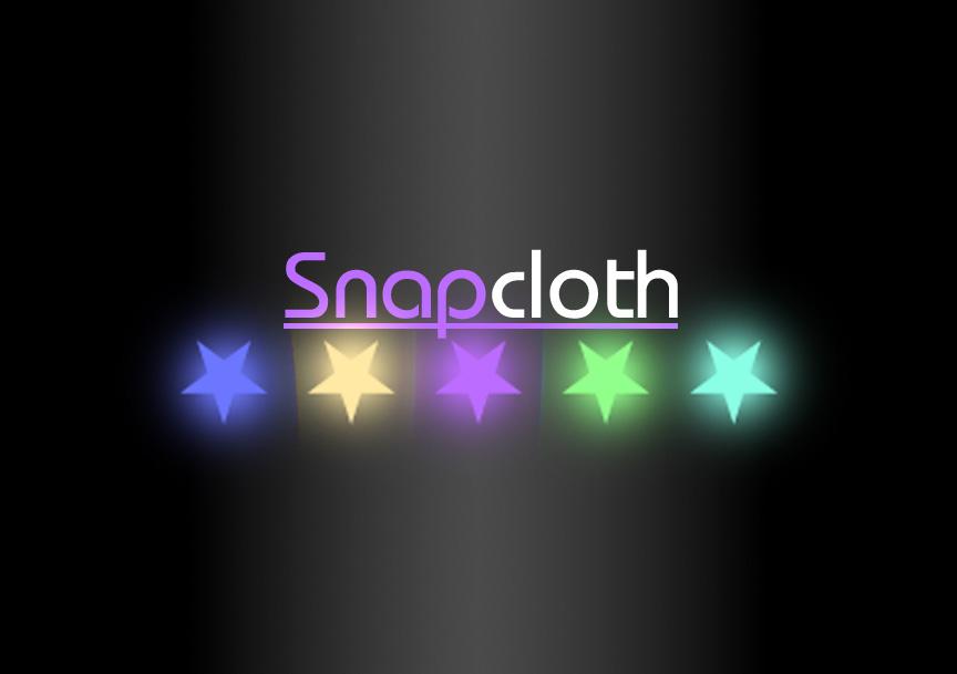 Logo Design by Private User - Entry No. 95 in the Logo Design Contest Snapcloth Logo Design.