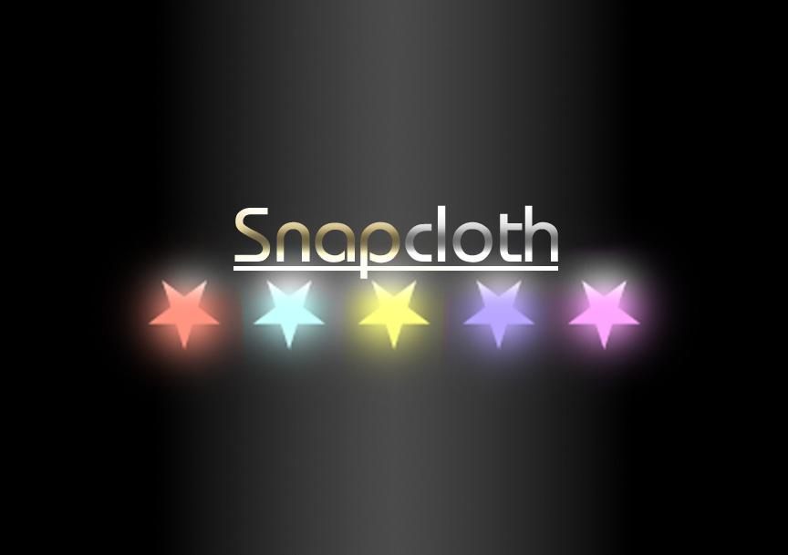 Logo Design by Private User - Entry No. 97 in the Logo Design Contest Snapcloth Logo Design.
