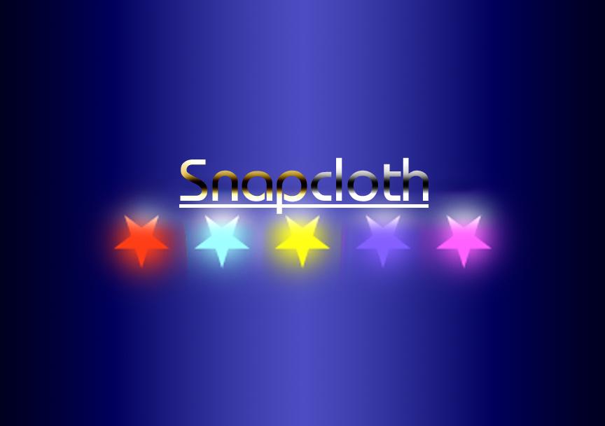 Logo Design by Private User - Entry No. 98 in the Logo Design Contest Snapcloth Logo Design.