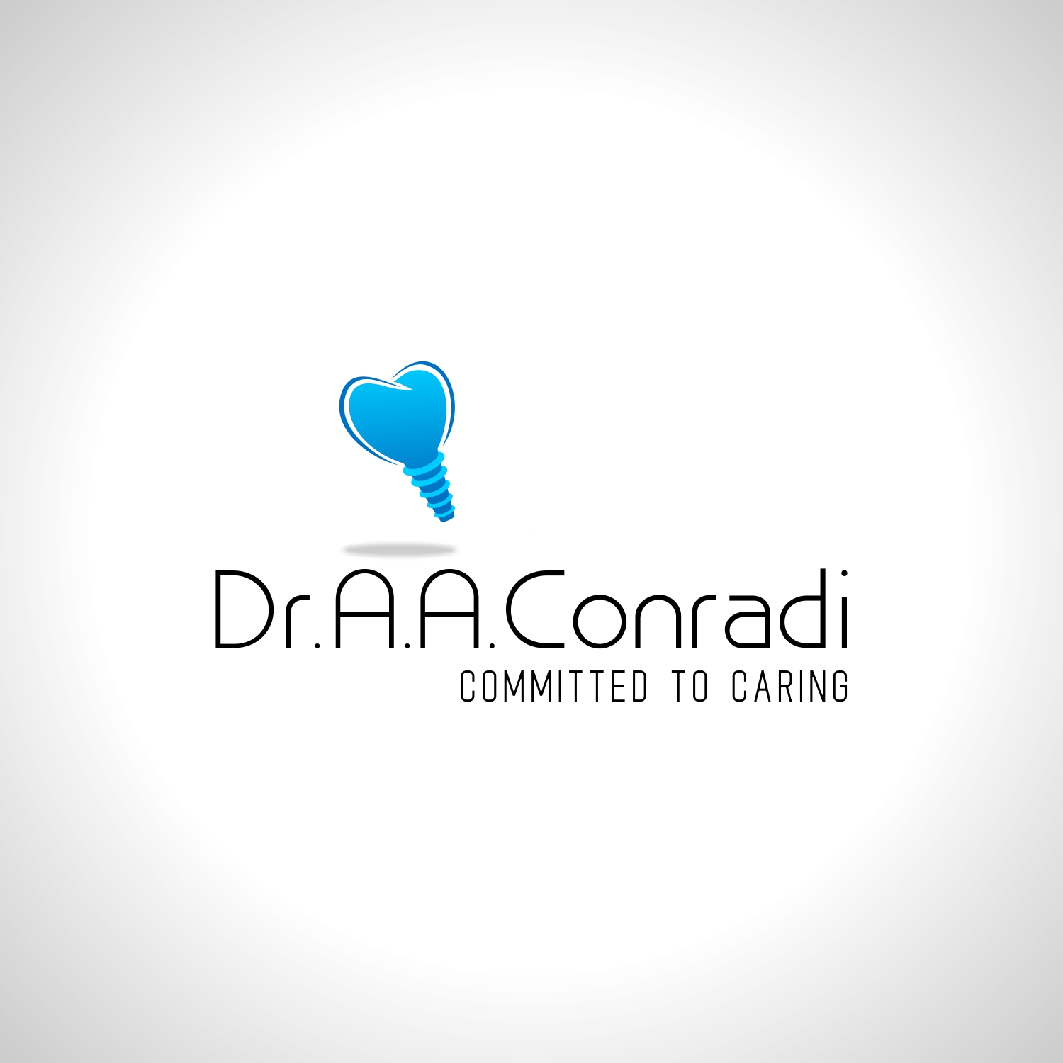 Logo Design by martinz - Entry No. 80 in the Logo Design Contest Unique Logo Design Wanted for Dr. A.A. Conradi.