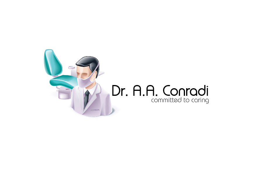 Logo Design by Moin Javed - Entry No. 87 in the Logo Design Contest Unique Logo Design Wanted for Dr. A.A. Conradi.