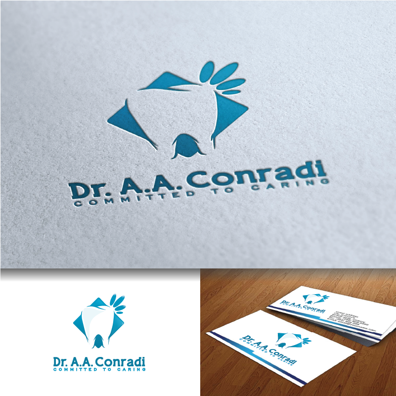 Logo Design by Private User - Entry No. 90 in the Logo Design Contest Unique Logo Design Wanted for Dr. A.A. Conradi.
