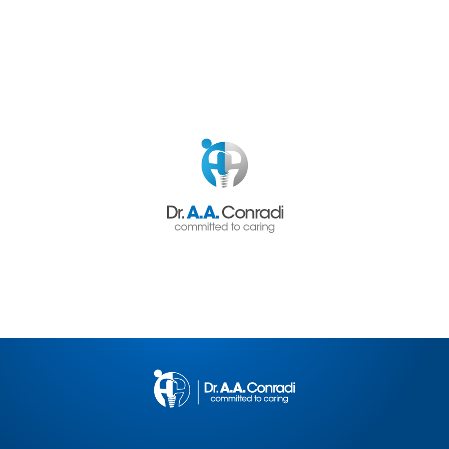 Logo Design by zesthar - Entry No. 91 in the Logo Design Contest Unique Logo Design Wanted for Dr. A.A. Conradi.