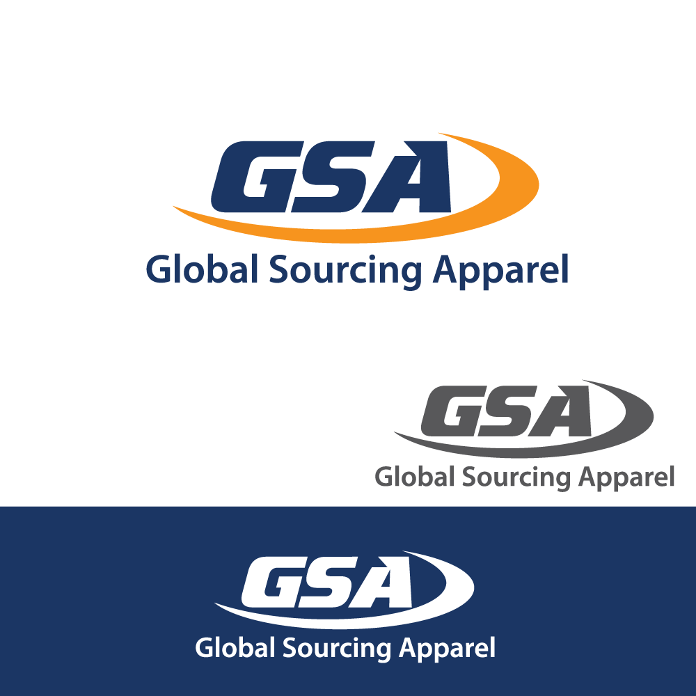 Logo Design by rockin - Entry No. 3 in the Logo Design Contest Fun Logo Design for Global Sourcing Apparel.