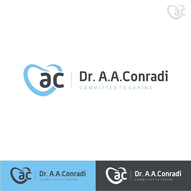 Logo Design by Private User - Entry No. 92 in the Logo Design Contest Unique Logo Design Wanted for Dr. A.A. Conradi.