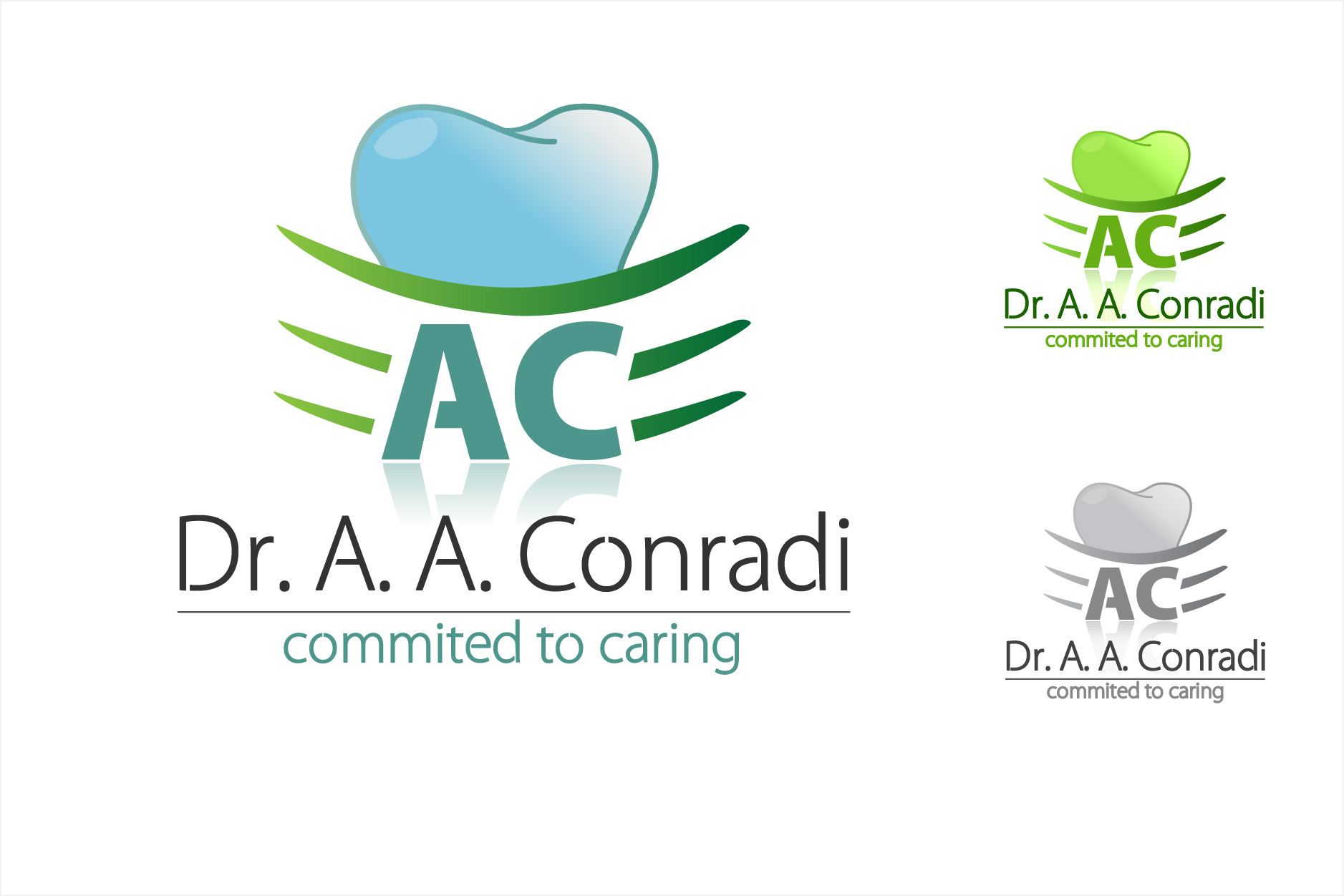 Logo Design by Private User - Entry No. 93 in the Logo Design Contest Unique Logo Design Wanted for Dr. A.A. Conradi.