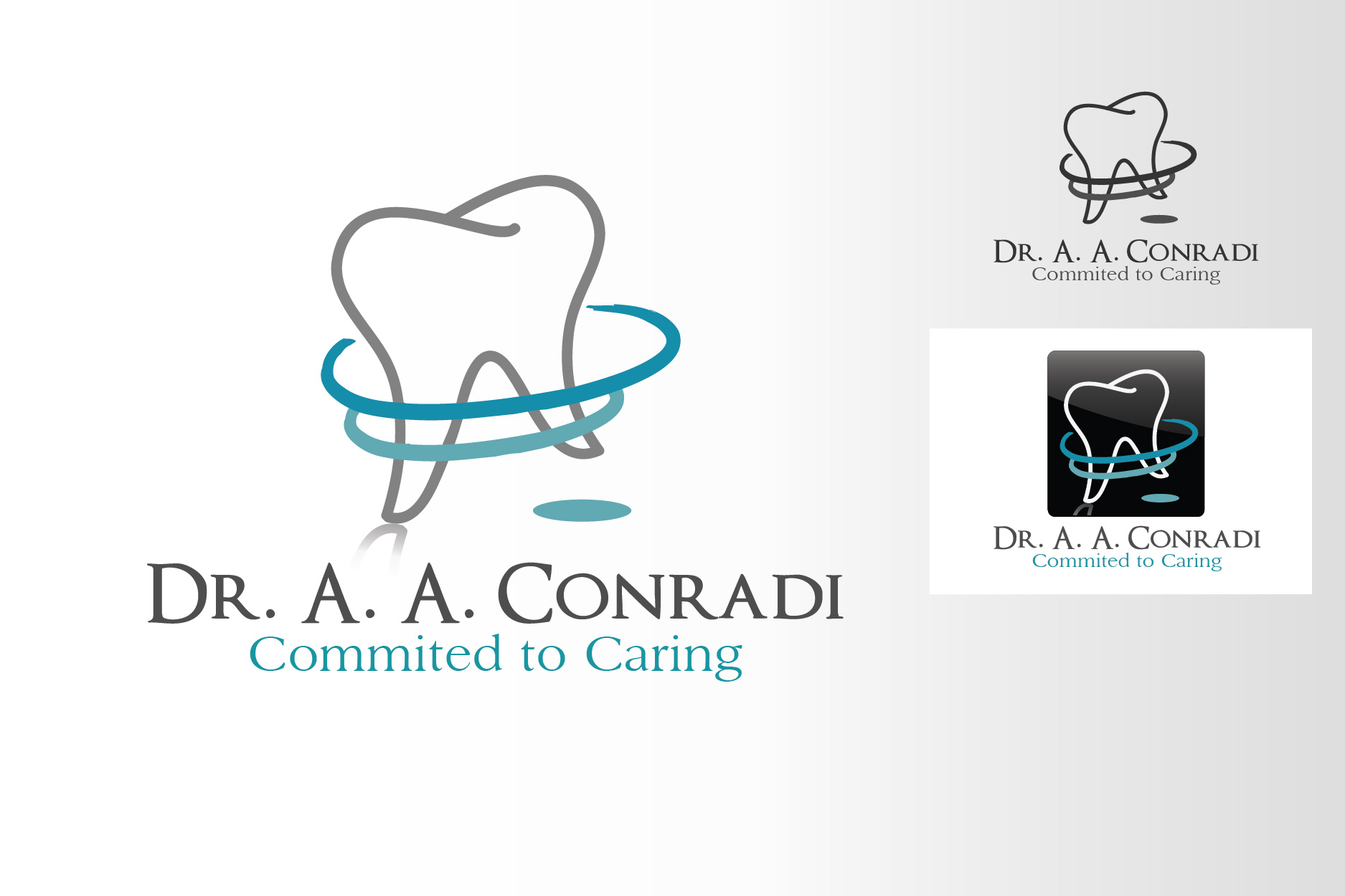 Logo Design by Private User - Entry No. 94 in the Logo Design Contest Unique Logo Design Wanted for Dr. A.A. Conradi.