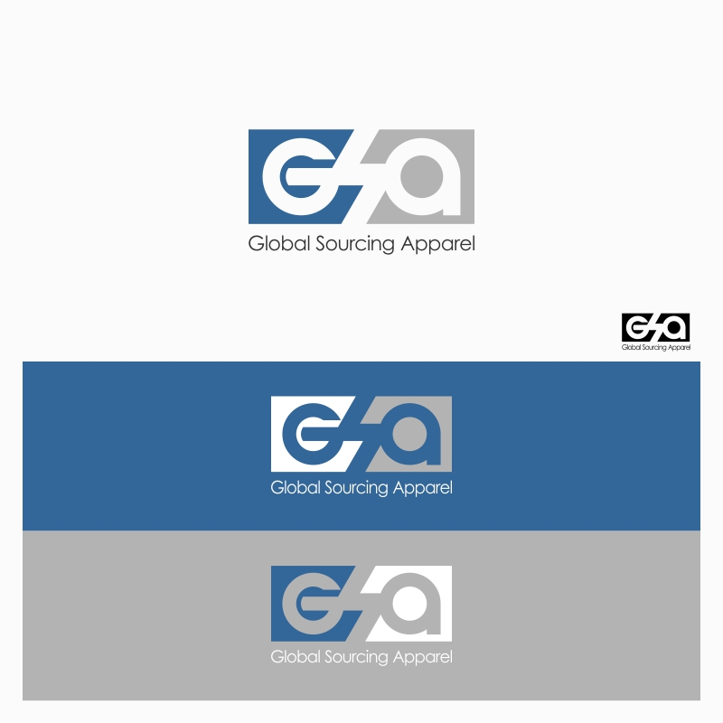 Logo Design by Private User - Entry No. 5 in the Logo Design Contest Fun Logo Design for Global Sourcing Apparel.