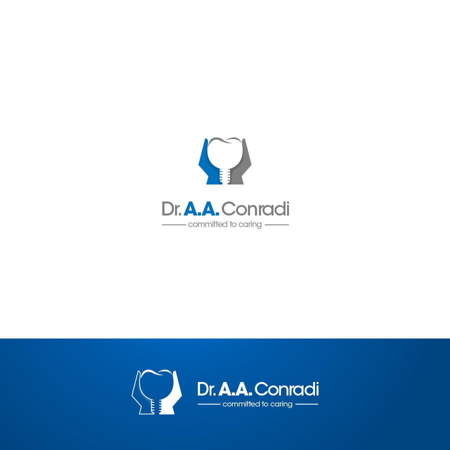 Logo Design by zesthar - Entry No. 101 in the Logo Design Contest Unique Logo Design Wanted for Dr. A.A. Conradi.