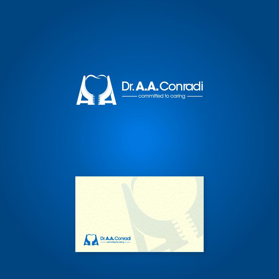 Logo Design by zesthar - Entry No. 103 in the Logo Design Contest Unique Logo Design Wanted for Dr. A.A. Conradi.