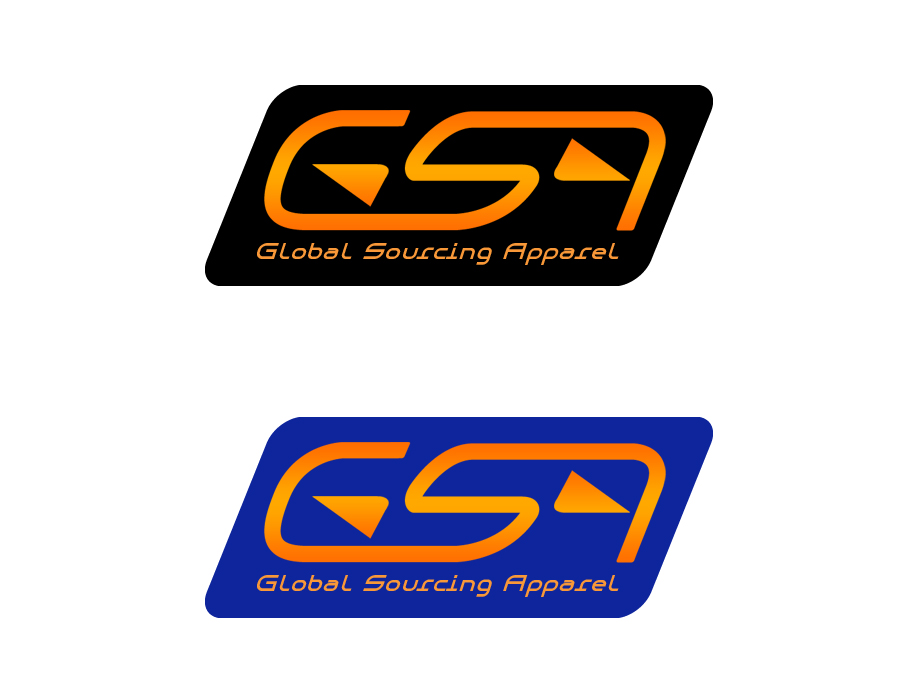 Logo Design by Niki_e_Z - Entry No. 10 in the Logo Design Contest Fun Logo Design for Global Sourcing Apparel.