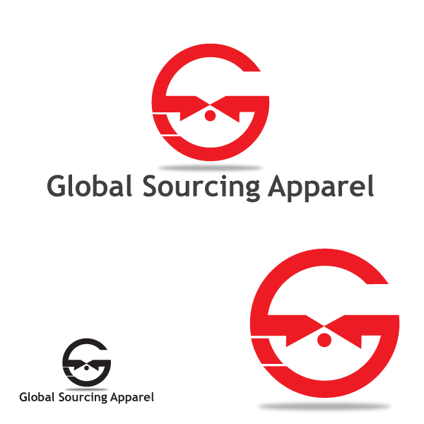Logo Design by storm - Entry No. 14 in the Logo Design Contest Fun Logo Design for Global Sourcing Apparel.