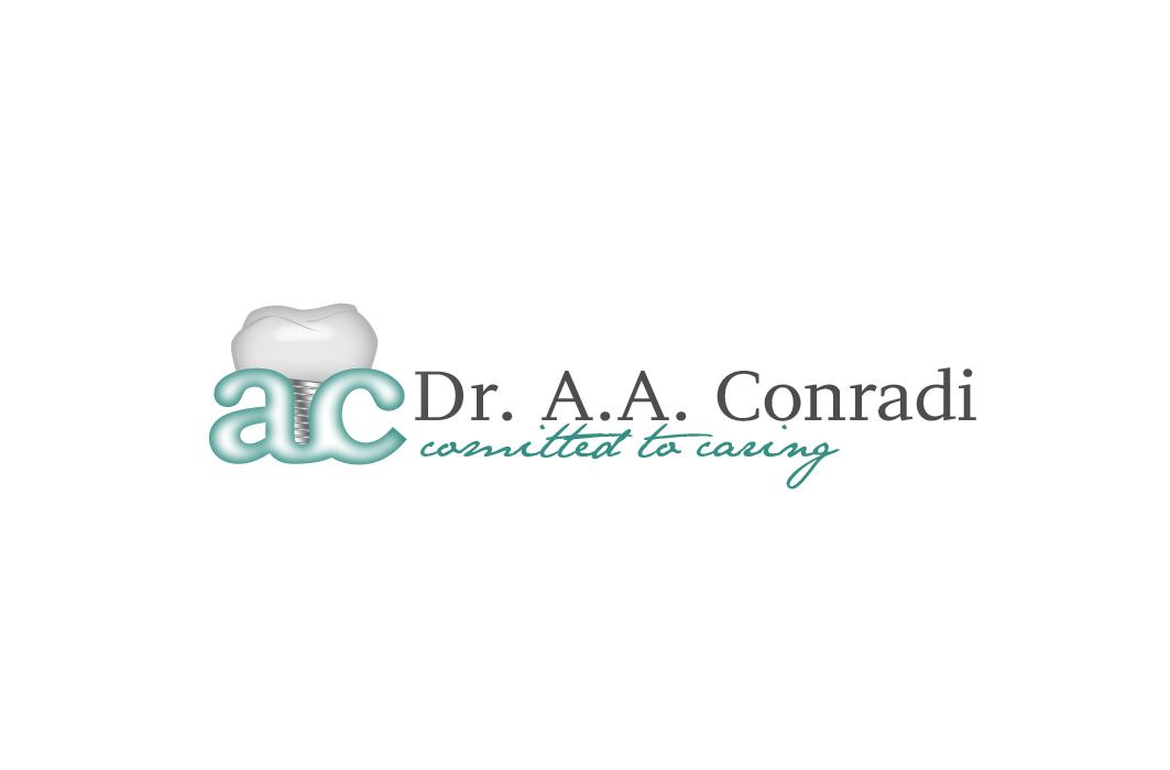 Logo Design by Niki_e_Z - Entry No. 116 in the Logo Design Contest Unique Logo Design Wanted for Dr. A.A. Conradi.