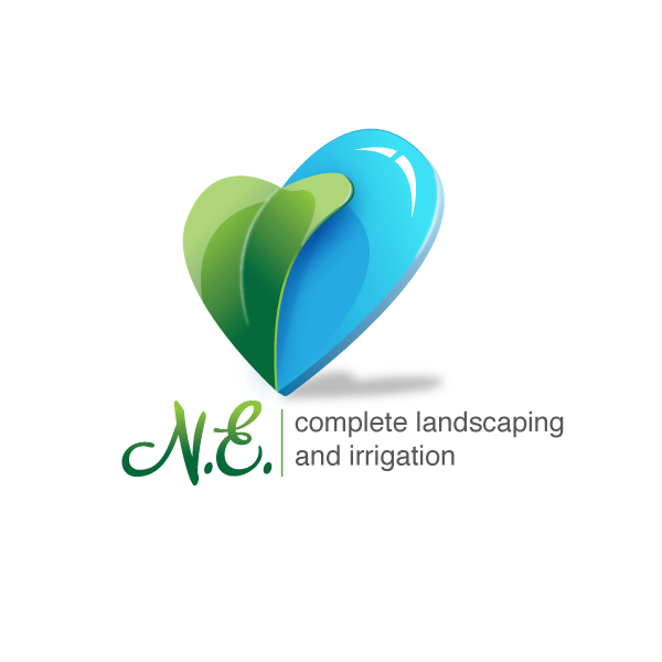 Logo Design by storm - Entry No. 32 in the Logo Design Contest Fun Logo Design for ne complete landscaping and irrigation.