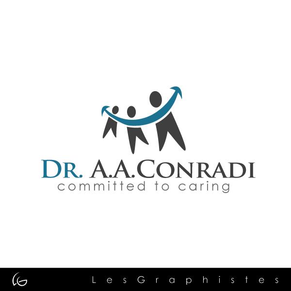 Logo Design by Les-Graphistes - Entry No. 121 in the Logo Design Contest Unique Logo Design Wanted for Dr. A.A. Conradi.