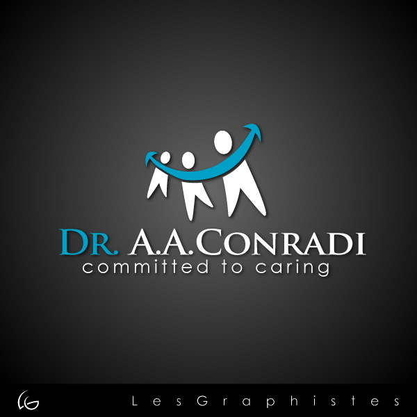 Logo Design by Les-Graphistes - Entry No. 122 in the Logo Design Contest Unique Logo Design Wanted for Dr. A.A. Conradi.