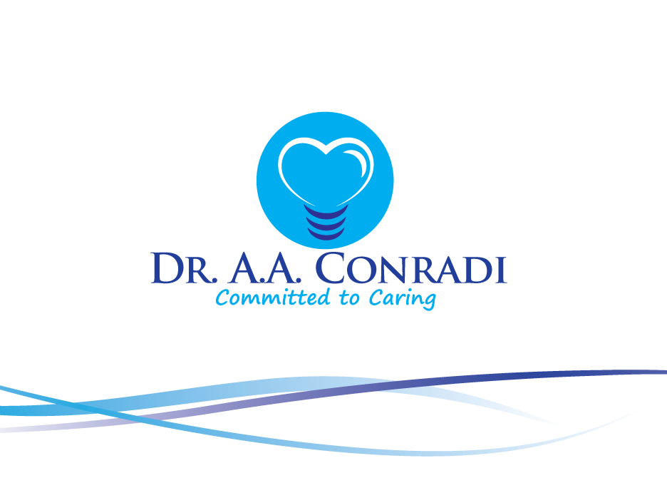 Logo Design by Severiano Fernandes - Entry No. 123 in the Logo Design Contest Unique Logo Design Wanted for Dr. A.A. Conradi.