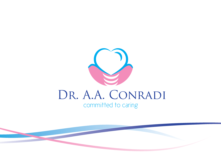 Logo Design by Severiano Fernandes - Entry No. 124 in the Logo Design Contest Unique Logo Design Wanted for Dr. A.A. Conradi.