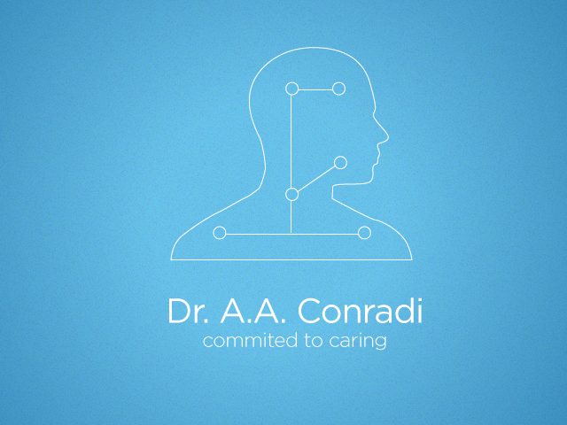 Logo Design by spaceboydesign - Entry No. 126 in the Logo Design Contest Unique Logo Design Wanted for Dr. A.A. Conradi.