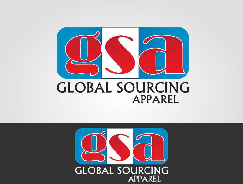 Logo Design by Dockland Assist - Entry No. 40 in the Logo Design Contest Fun Logo Design for Global Sourcing Apparel.