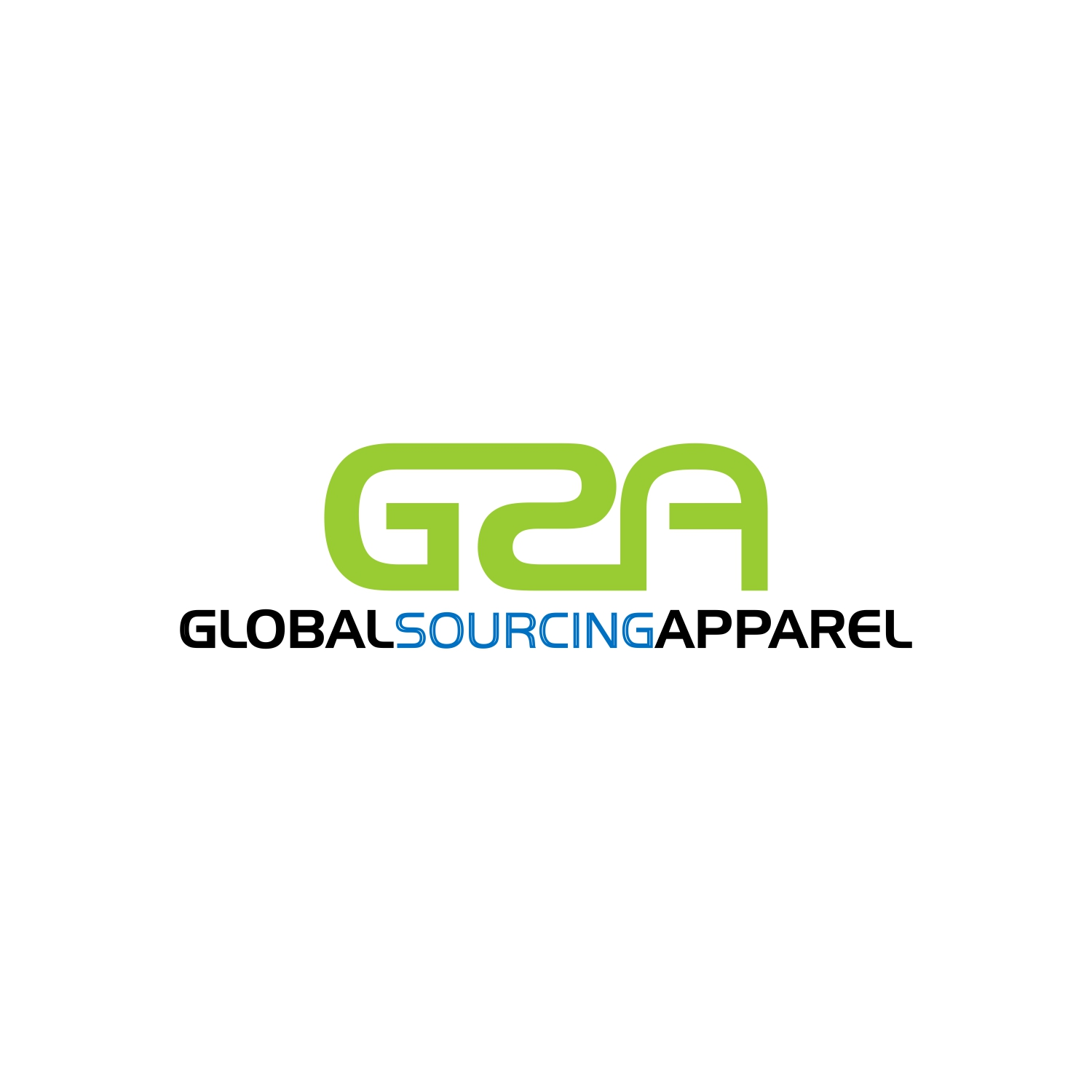 Logo Design by martinz - Entry No. 42 in the Logo Design Contest Fun Logo Design for Global Sourcing Apparel.