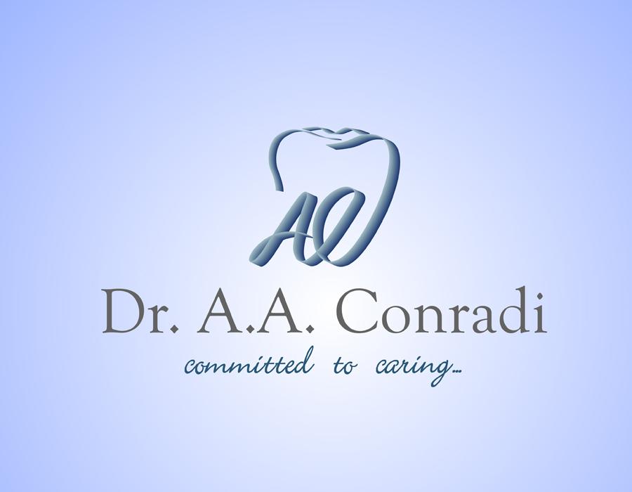 Logo Design by Niki_e_Z - Entry No. 131 in the Logo Design Contest Unique Logo Design Wanted for Dr. A.A. Conradi.
