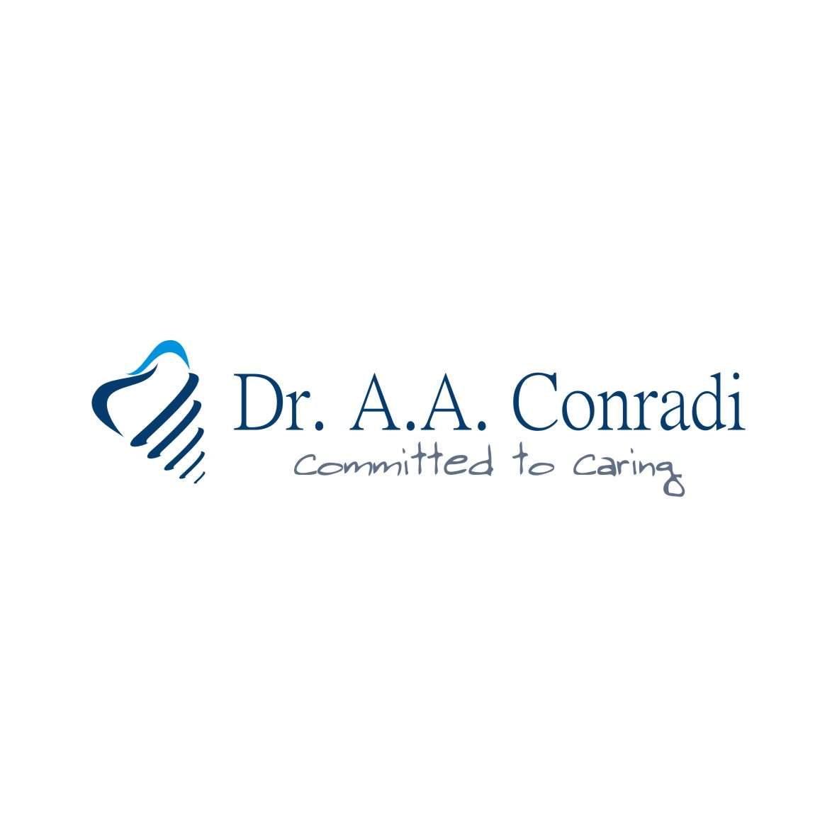 Logo Design by arteo_design - Entry No. 133 in the Logo Design Contest Unique Logo Design Wanted for Dr. A.A. Conradi.