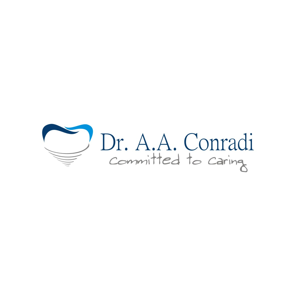 Logo Design by arteo_design - Entry No. 134 in the Logo Design Contest Unique Logo Design Wanted for Dr. A.A. Conradi.