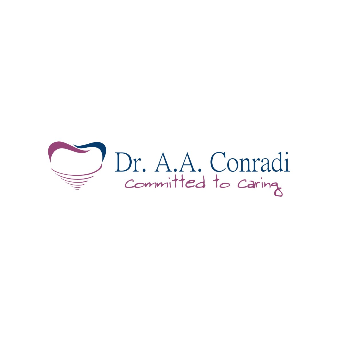 Logo Design by arteo_design - Entry No. 135 in the Logo Design Contest Unique Logo Design Wanted for Dr. A.A. Conradi.