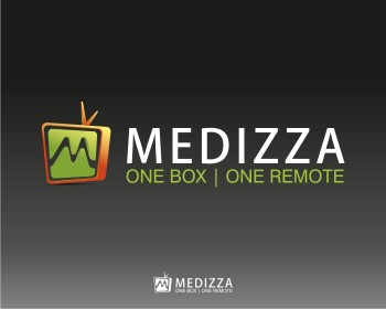Logo Design by Yunr - Entry No. 47 in the Logo Design Contest Medizza.