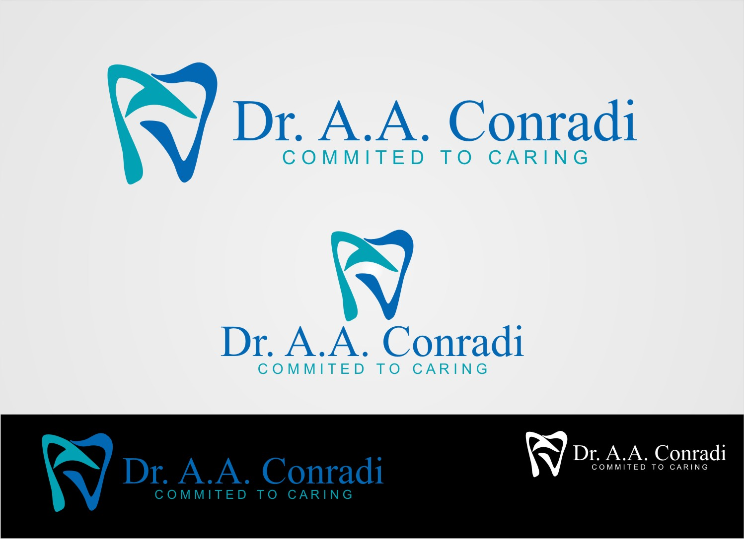 Logo Design by Private User - Entry No. 139 in the Logo Design Contest Unique Logo Design Wanted for Dr. A.A. Conradi.