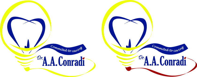 Logo Design by Lois Lazarte - Entry No. 140 in the Logo Design Contest Unique Logo Design Wanted for Dr. A.A. Conradi.