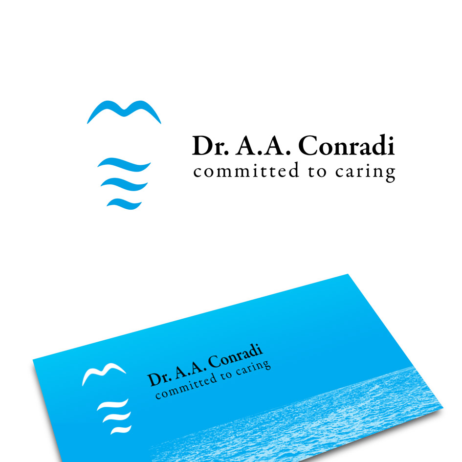 Logo Design by ARTUR PALKA - Entry No. 141 in the Logo Design Contest Unique Logo Design Wanted for Dr. A.A. Conradi.