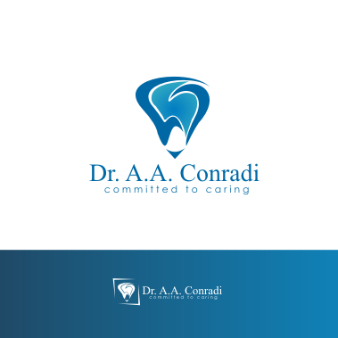 Logo Design by Rendra Jannu - Entry No. 143 in the Logo Design Contest Unique Logo Design Wanted for Dr. A.A. Conradi.