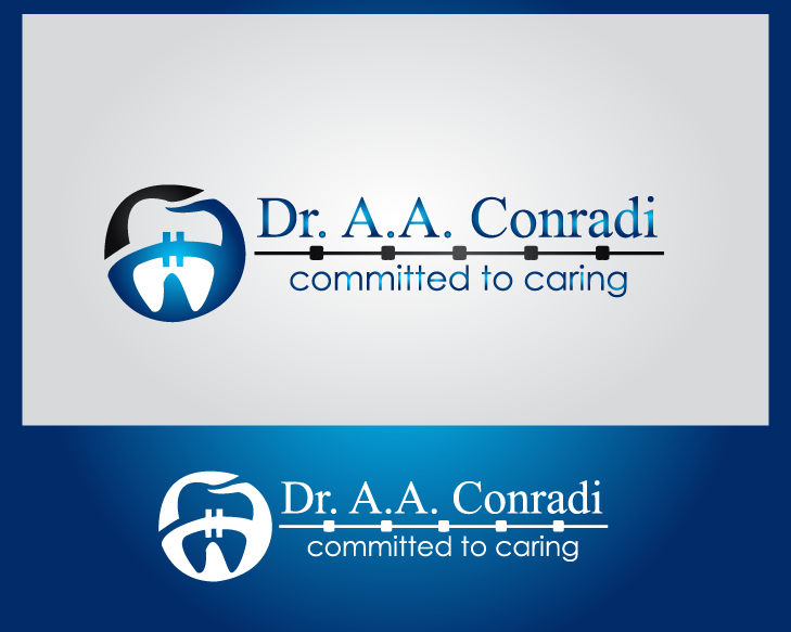 Logo Design by Private User - Entry No. 145 in the Logo Design Contest Unique Logo Design Wanted for Dr. A.A. Conradi.