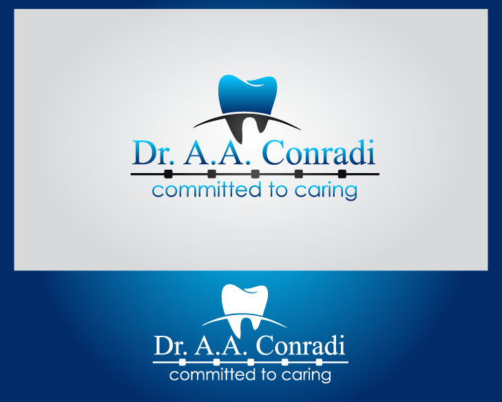 Logo Design by Private User - Entry No. 146 in the Logo Design Contest Unique Logo Design Wanted for Dr. A.A. Conradi.