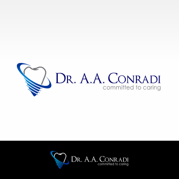 Logo Design by cholid - Entry No. 149 in the Logo Design Contest Unique Logo Design Wanted for Dr. A.A. Conradi.