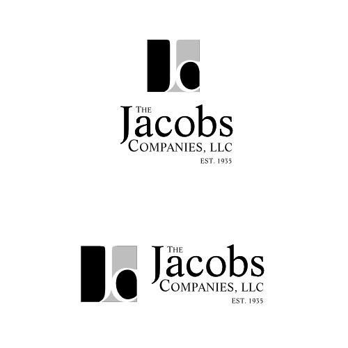 Logo Design by Private User - Entry No. 141 in the Logo Design Contest The Jacobs Companies, LLC.