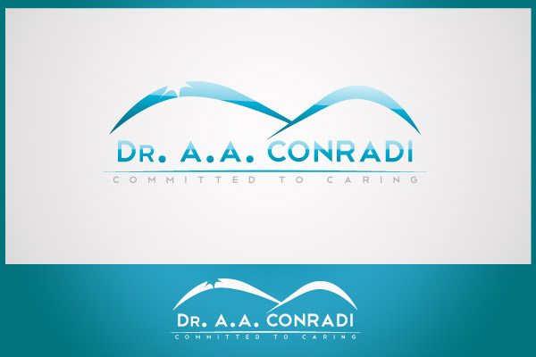 Logo Design by Private User - Entry No. 157 in the Logo Design Contest Unique Logo Design Wanted for Dr. A.A. Conradi.