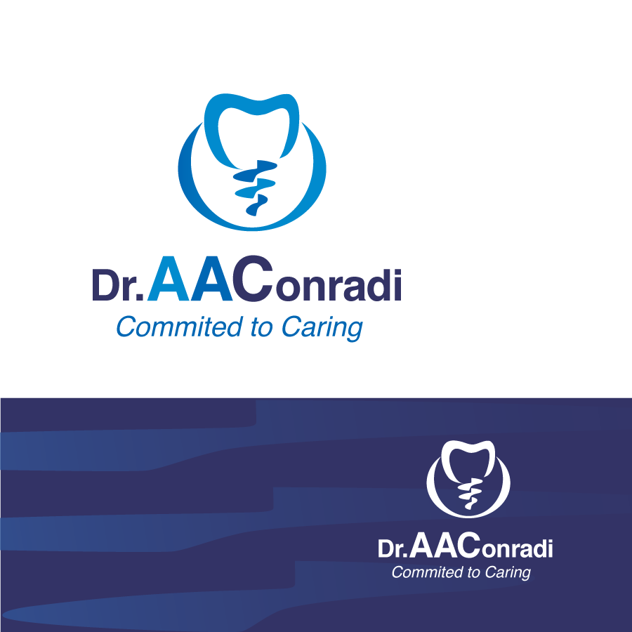 Logo Design by Private User - Entry No. 162 in the Logo Design Contest Unique Logo Design Wanted for Dr. A.A. Conradi.